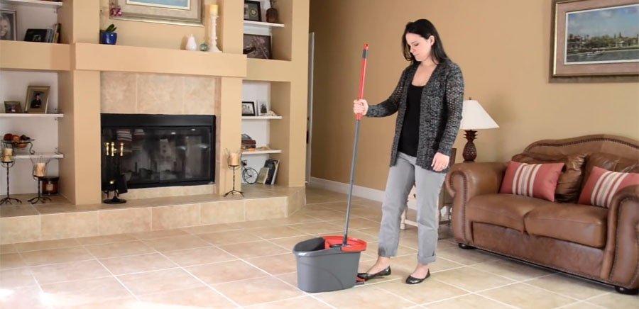 Magic Eraser Mop over other Mops